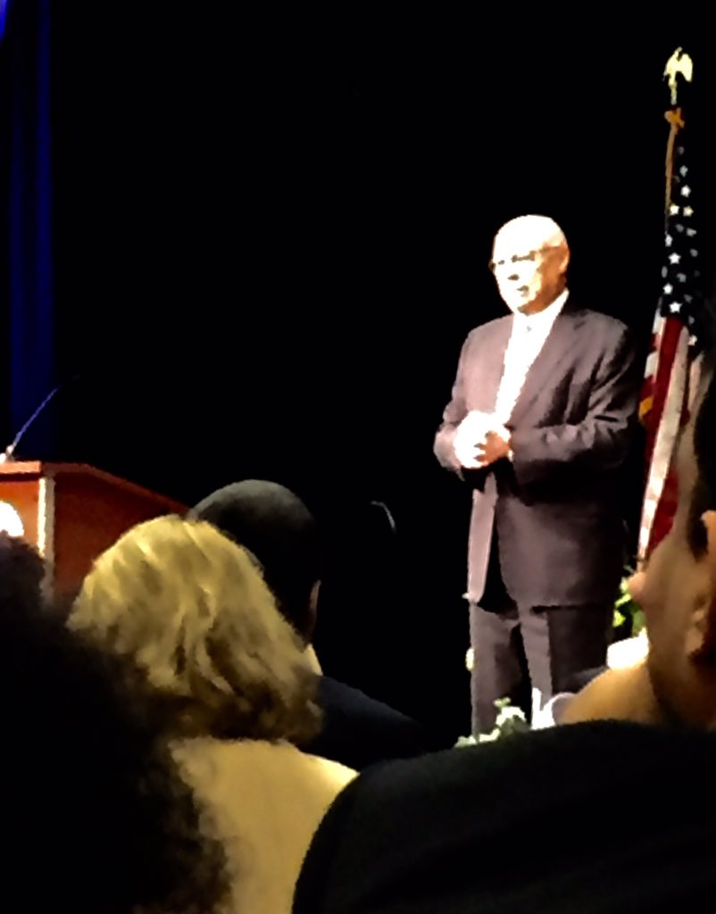 Colin Powell's second career - stand up comic! @CCBATexas #ccbaleads https://t.co/Cgc5y99hql