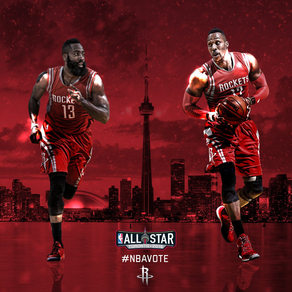 """Houston Rockets Upcoming Home Games: Houston Rockets On Twitter: """"Help Us Send James And Dwight"""