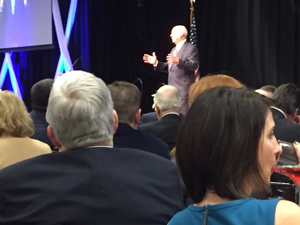 Gen. Colin Powell talks Trump, Isis, leadership at Collin County Business Alliance. https://t.co/gqCRlJSlCH
