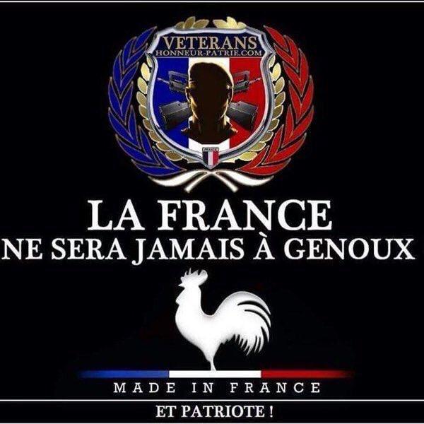 patriotes de france