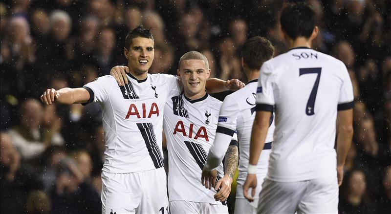 Video: Tottenham Hotspur vs Monaco