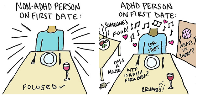 Dating jemand mit adhd buzzfeed