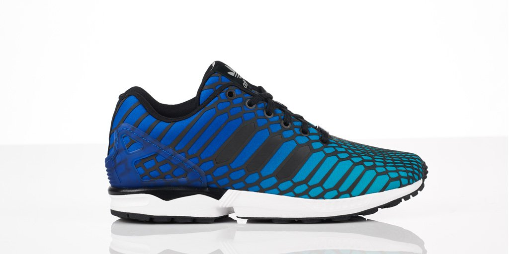 8179caed0 take the spotlight in the reflective adidas originals zx flux available  tomorrow