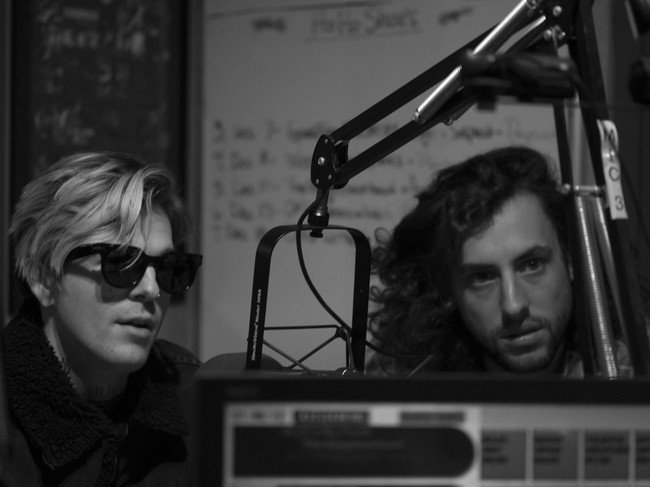 Get the playlist & check out the photos from the @thenbhd studio takeover: https://t.co/rFraH1vakd #HoHoShow https://t.co/nLbGdvl7c8