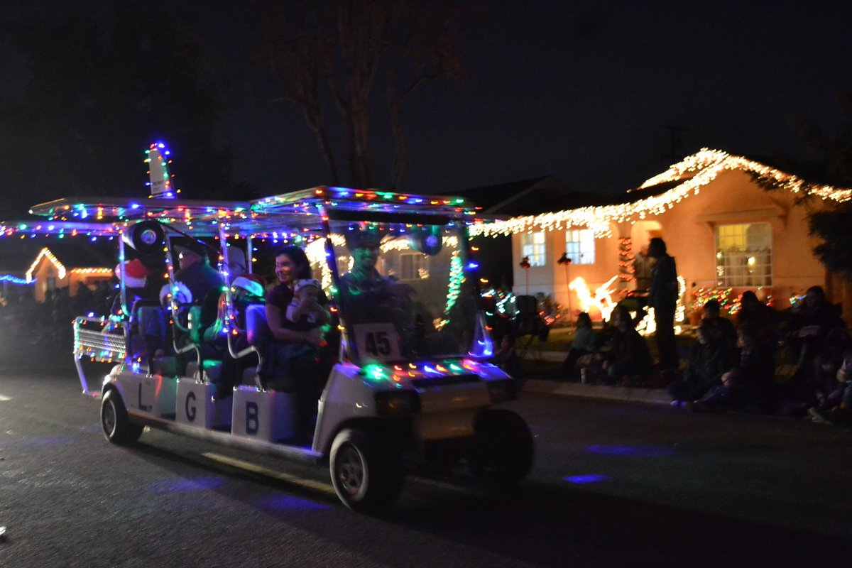 long beach airport on twitter cant wait to return to the christmas tree lane parade this sat at 6pm see you there