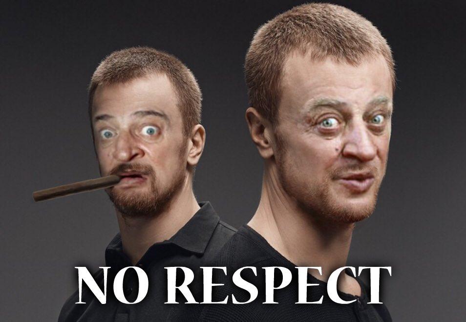 Sedins No Respect