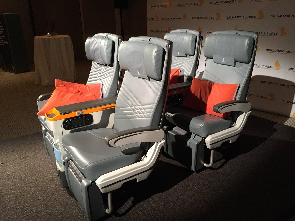 Closer look at @SingaporeAir newest product-Premium Economy. What's it like? https://t.co/EiBxIXb2yx #FlySQ #Travel https://t.co/yJkuQz197m