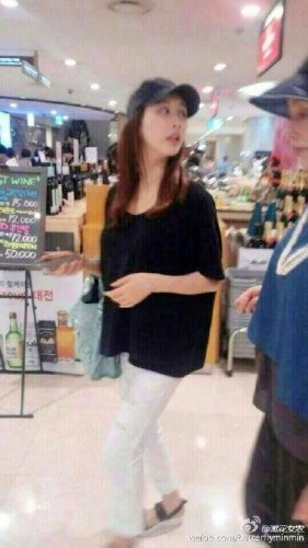 trinitysongwriter on twitter   u0026quot choi hye mi  shopping with