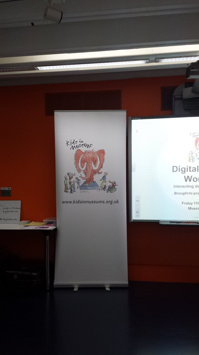 So thrilled to be at @kidsinmuseums #digitalfamilies workshop today, learning to connect with families online! https://t.co/skMdDt5XF8