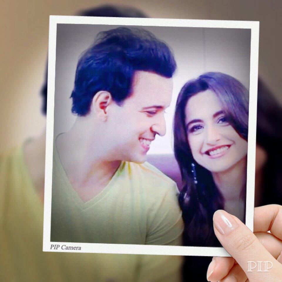 Aamir and Sanjeeda, Power Couple on Sony TV
