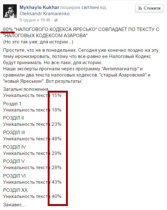 Утвержденный Кабмином проект Налогового кодекса фактически вдвое снижает ставки налога на зарплату, - Яценюк - Цензор.НЕТ 9993