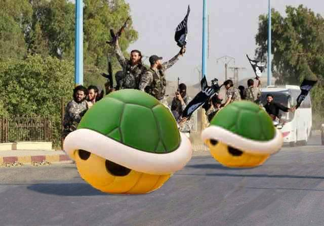 ទិវា Trolling Day របស់ក្រុមអនាមិក ចំអកឲ្យ ISIS ពីអ្វីខ្លះ?