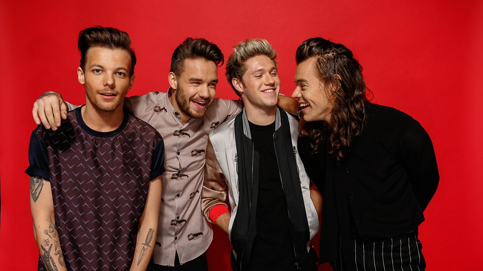Feast your eyes on the best pics of @onedirection from yesterday\'s #BBCMusicAwards