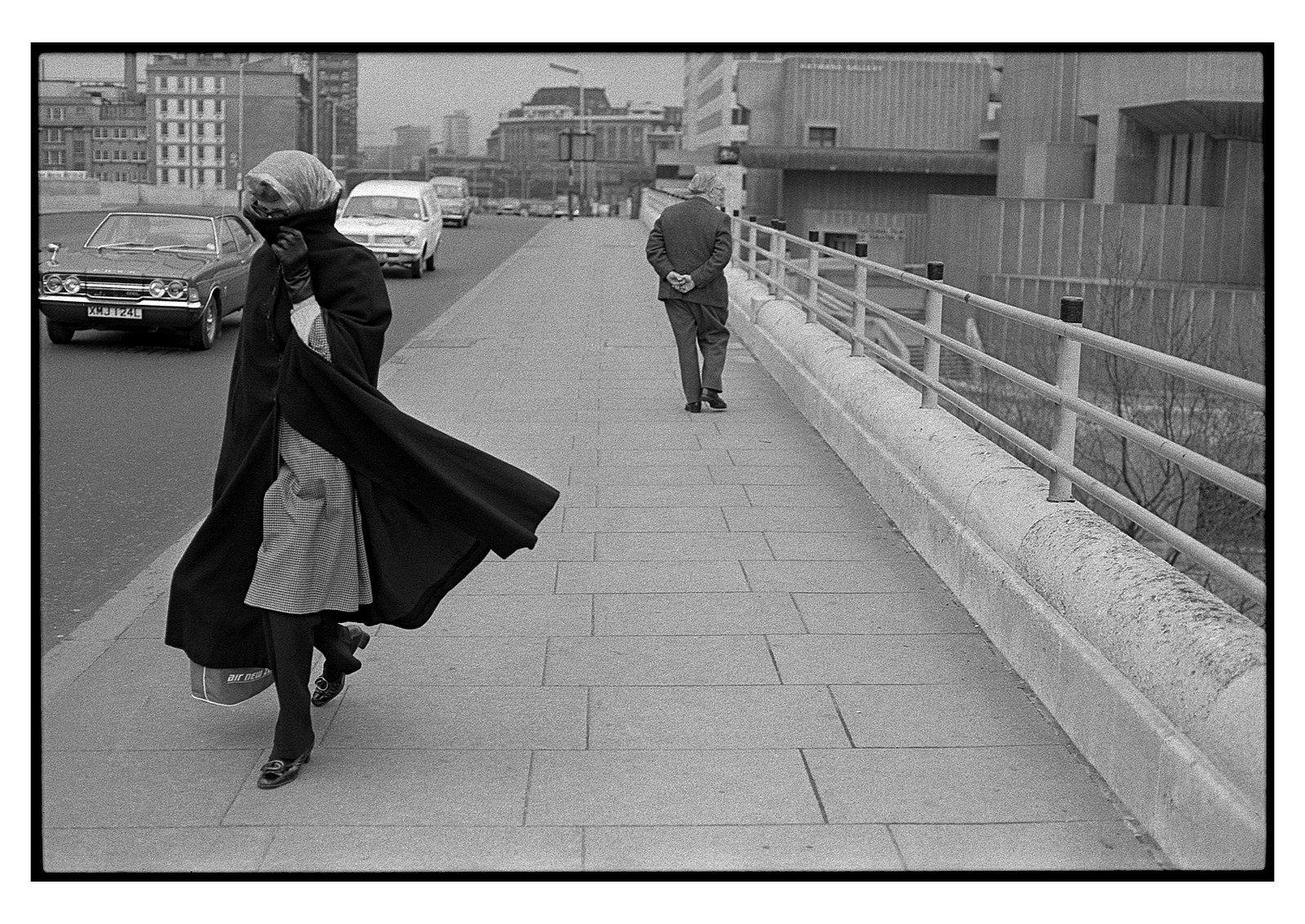 London in 1974