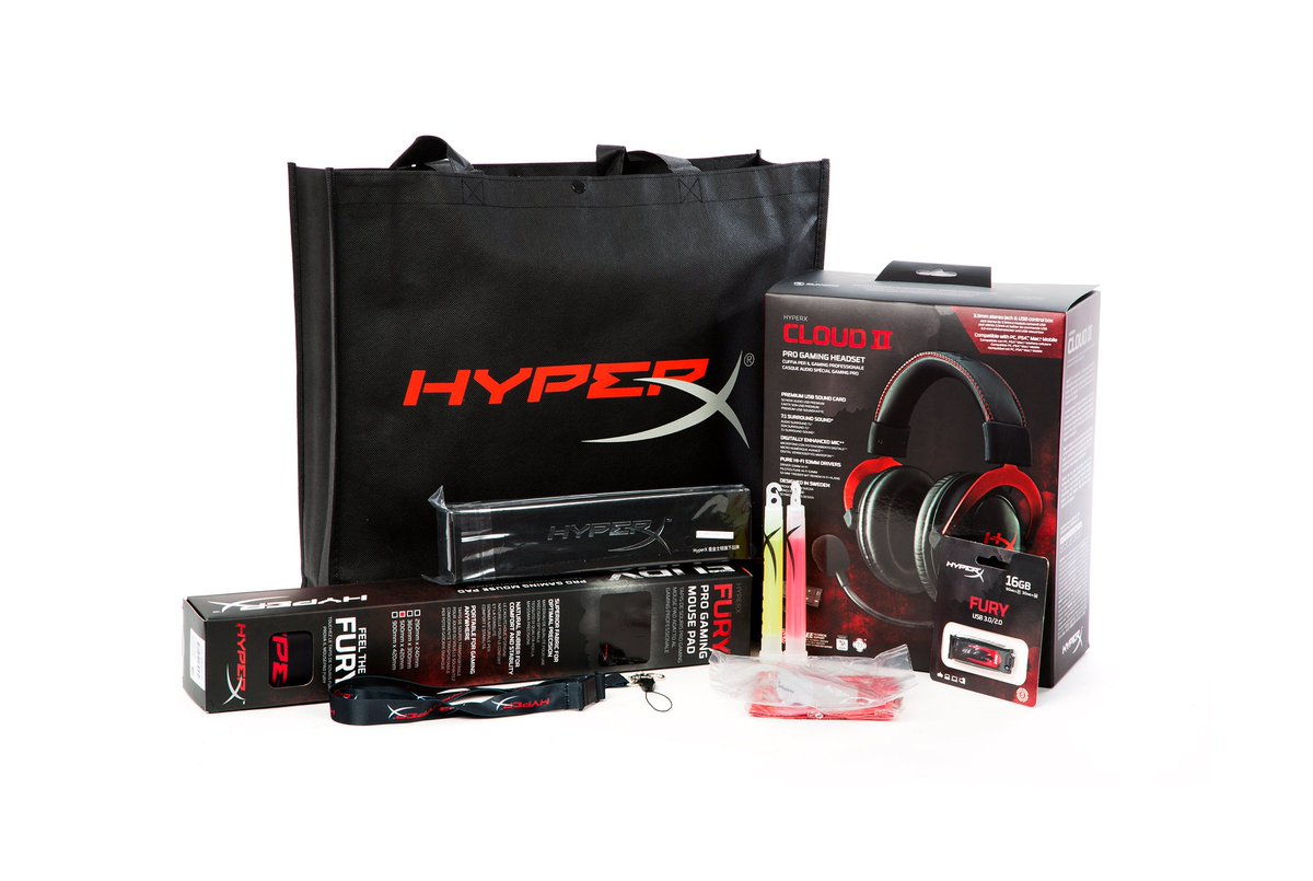 Friday Competition! Winner bags themselves a @HyperX goodie bag. To enter finish this;   The first PC I owned was.. https://t.co/MOQAxIWmJ1