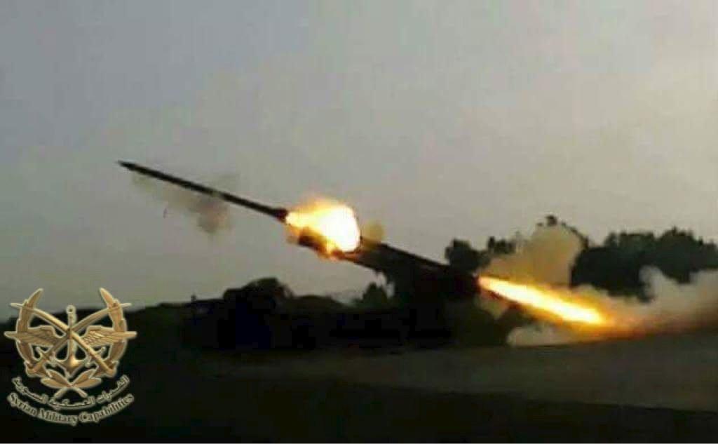 راجمات BM-30 Smerch في سوريا  CV8738yVEAA8-8g