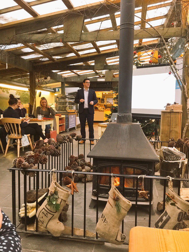 One of the best networking breakfasts yet! @HeliganGardens @swigfinance @crowdfunderuk @StephensScown @AustellPrint https://t.co/SWbFDm7pqc