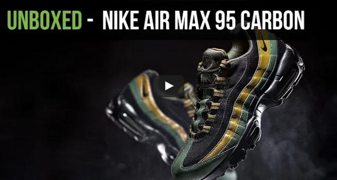 Air Max 95 Carbon Green