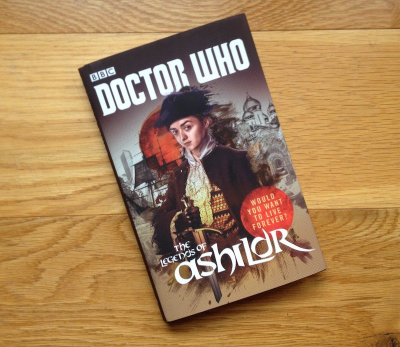 WORLDWIDE COMPETITION: RT & Follow for a chance to win the new #DoctorWho book, The Legends of Ashildr! https://t.co/Fsp4mJ9wMw