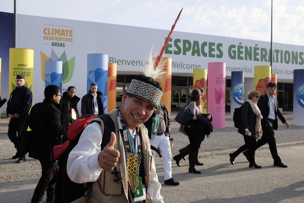 Thumbnail for COP21 : les Espaces Générations Climat 11/12/2015