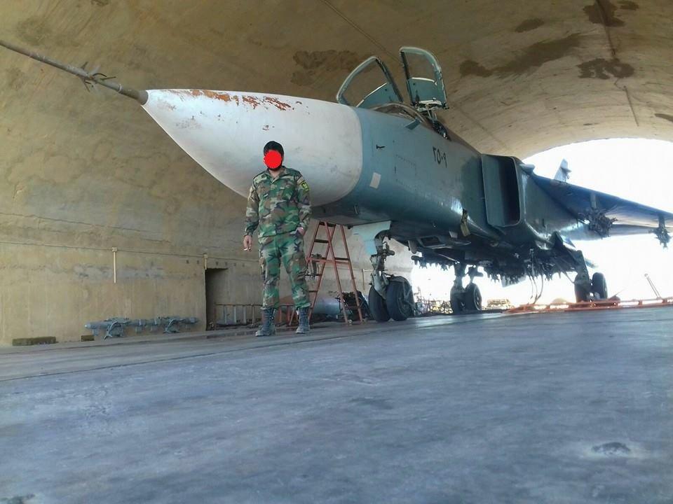 القوات الجويه السوريه .....دورها في الحرب القائمه  CV8t3mzUkAAaeNI
