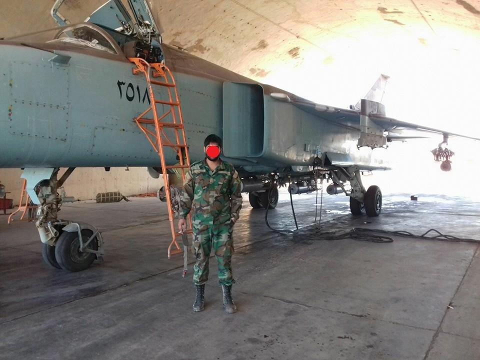 القوات الجويه السوريه .....دورها في الحرب القائمه  CV8t3piU4AATfjX