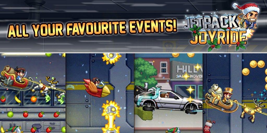 Jetpack Joyride on Twitter: \