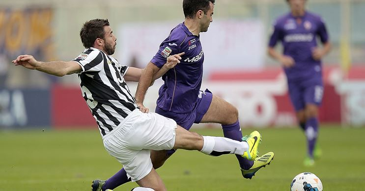 Juventus-Fiorentina si gioca domenica 13/12 alle 20:45.