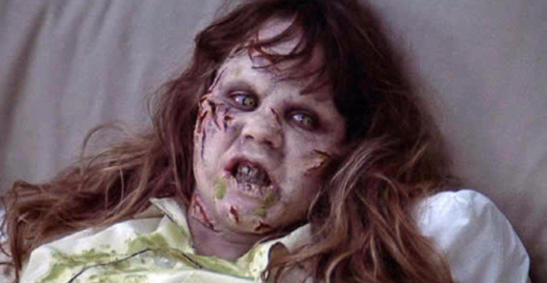 Resultado de imagen de imagenes babas en exorcismo
