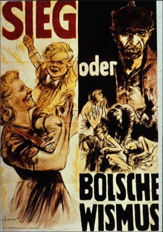 Propaganda de Guerra alemana en español (WWII)