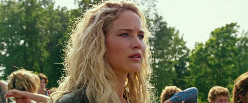 Jennifer Lawrence in X-Men: Apocalypse
