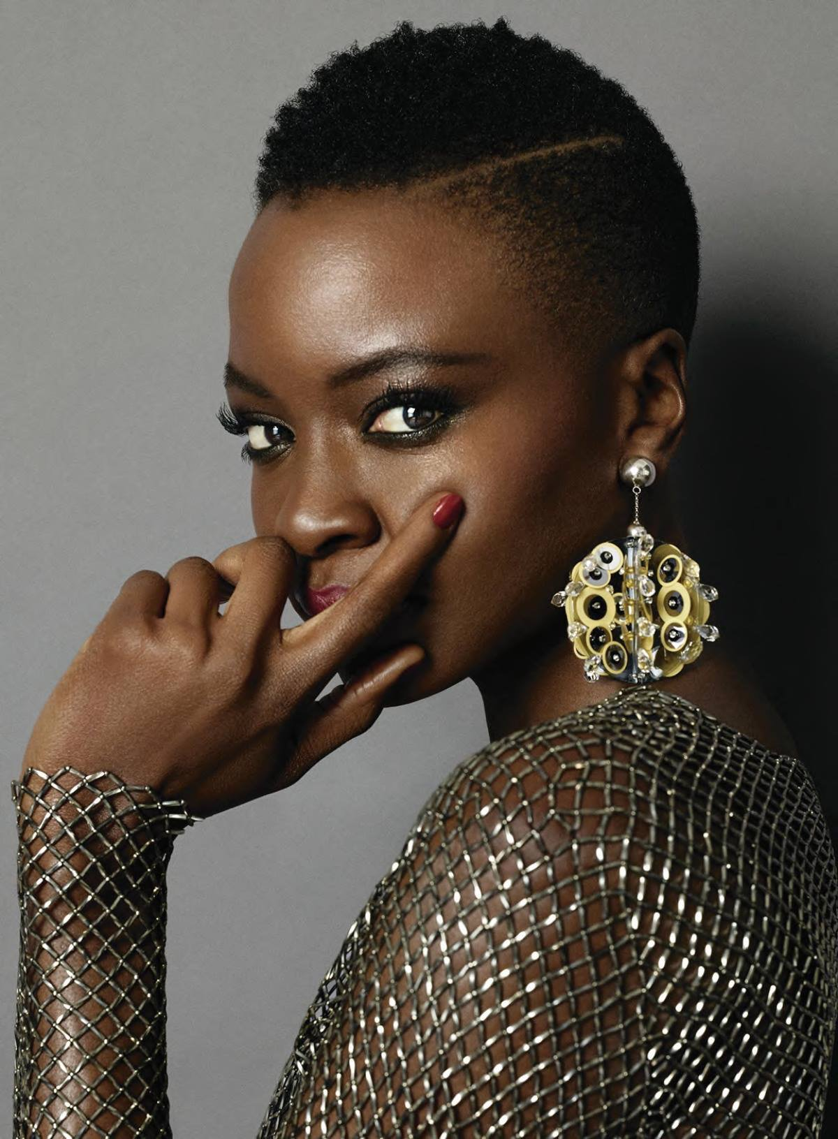 Danai Gurira On Twitter Quot A Few Pics From My Feature Quot The