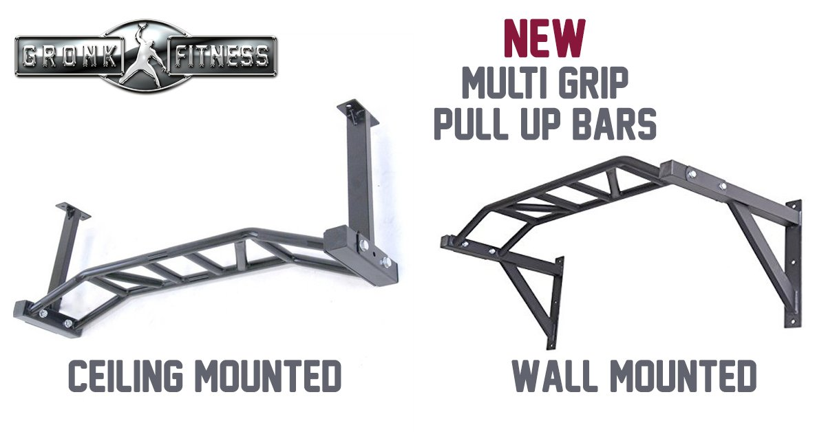gronk fitness on twitter new multi grip pull up bars commercial