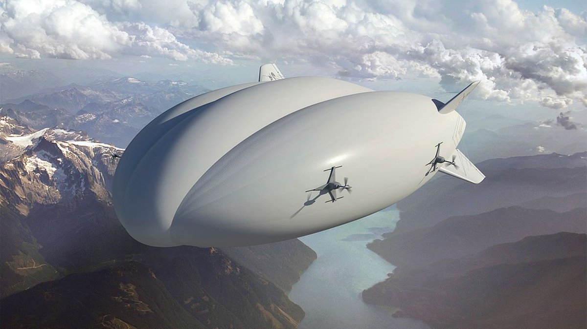 The FAA Just Approved a Hybrid Airship, But What Is That, Exactly? https://t.co/Ug4dzJe5hE https://t.co/pTIX0J6CFR
