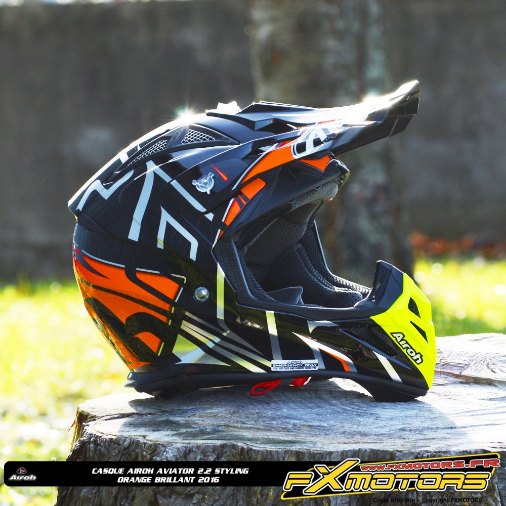 Fx Motors On Twitter Nouveau Casque Cross Airoh Aviator 22