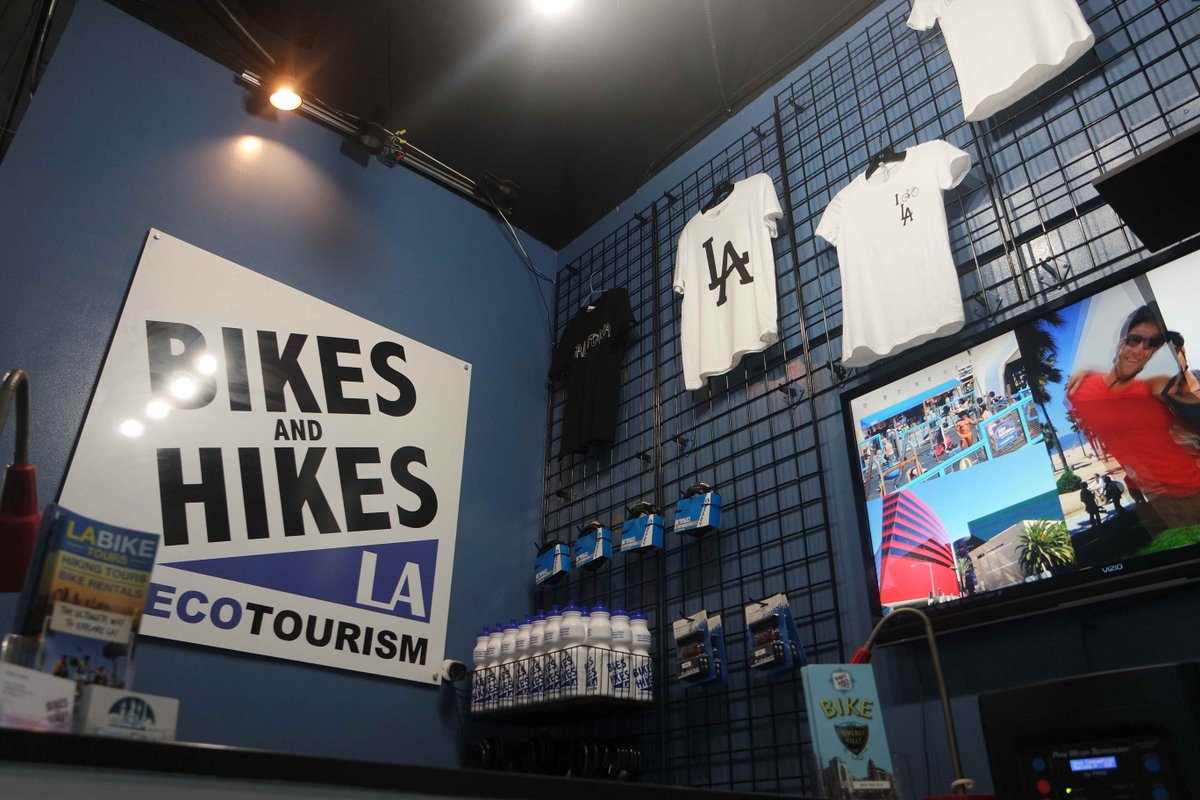 @GayWeHo Bikes and Hikes LA just opened the WeHo Bike Center! read about it right here: https://t.co/fr1IZlxaK0 https://t.co/nER2rhUxDI