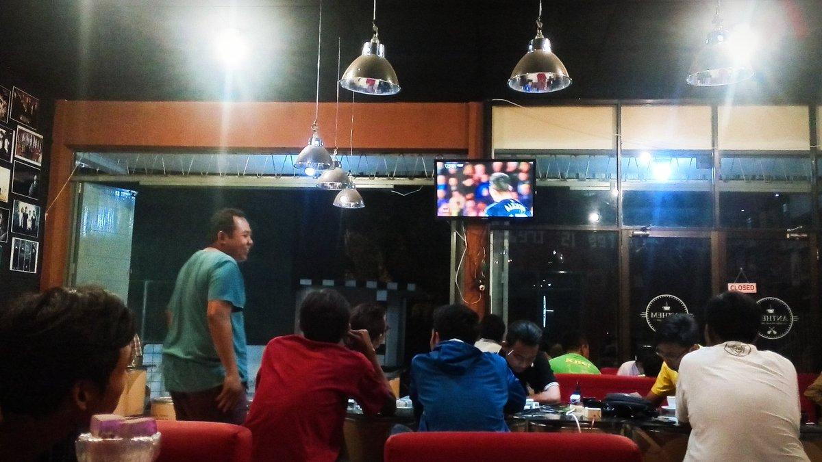 [ Malang, Jawa Timur ] DICARI Pegawai untuk ANTHEM Cafe