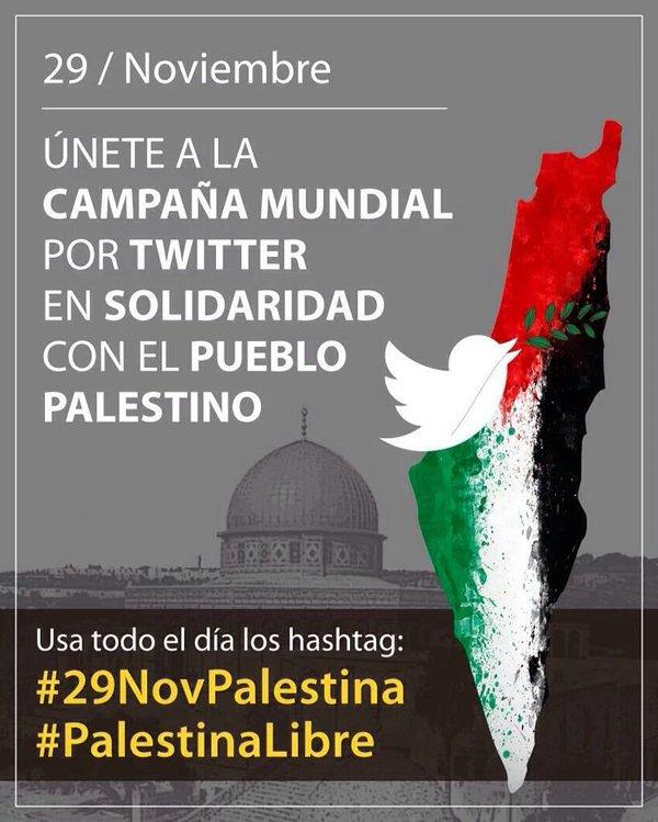 Thumbnail for Así los usuarios de Twitter se solidarizan con Palestina en su día