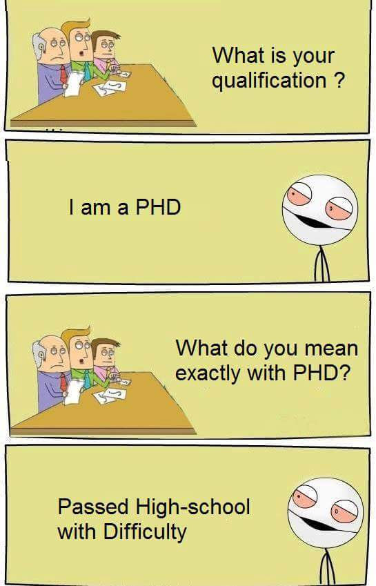 Difficulty of Getting a PhD?