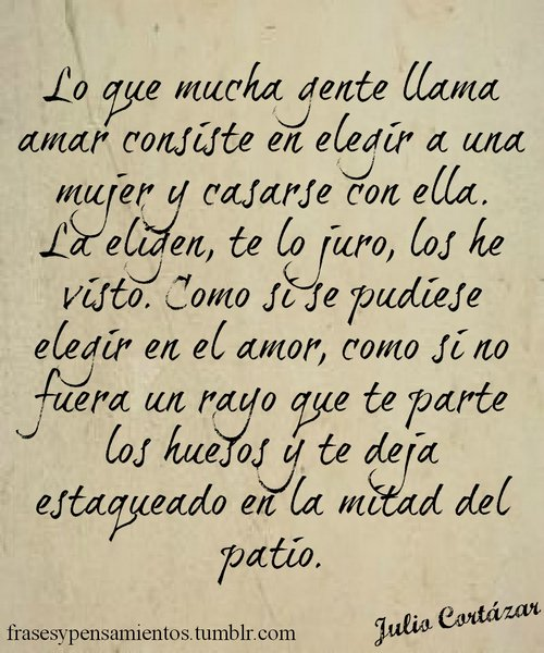 Silvia Pato On Twitter Buenas Noches Cortázar Frases