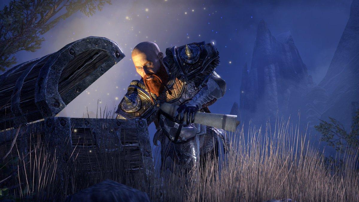 """The Elder Scrolls Online on Twitter: """"Reason 777: Getting a ..."""