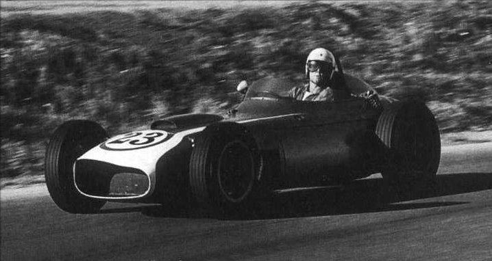 On his final #F1 Championship start, Chuck Daigh in Scarab achieved his career best of 10th at Riverside. #OTD 1960 #USGP <br>http://pic.twitter.com/Yfws7zlSG9