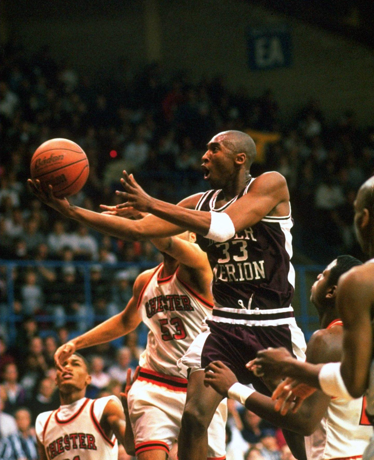 RT @mashable: Kobe Bryant's high school teammates remember the early days of the legend https://t.co/oTLA01MuTN https://t.co/LlJGIHeOqh