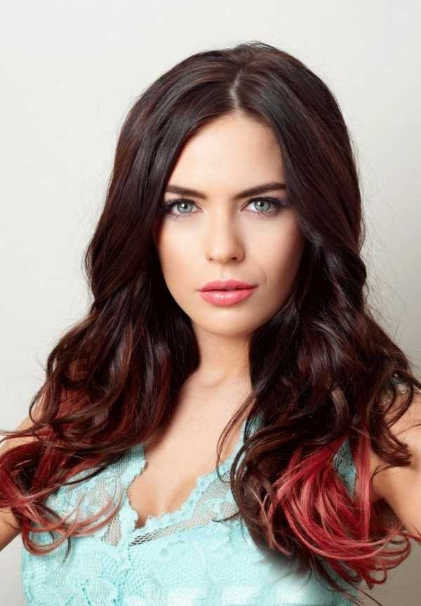 Munnokhan On Twitter Hair Color Ideas For Brunettes With Green