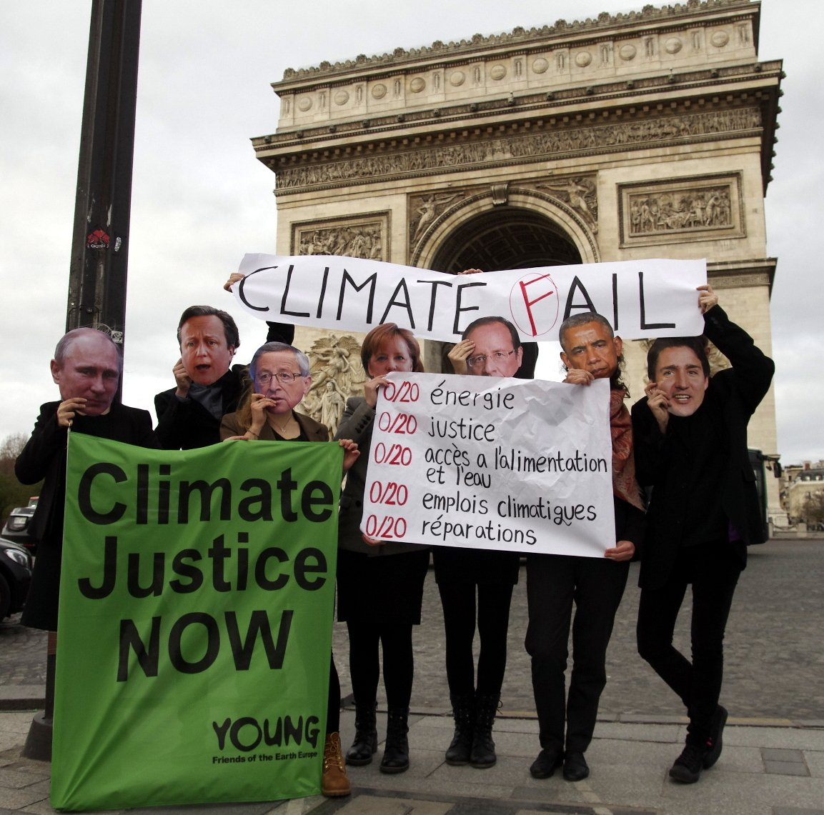 Thumbnail for #COP21 Update 1: Rhetoric Vs. Reality