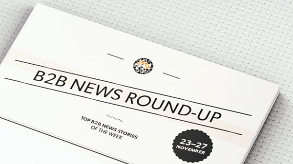 In case you missed it, here's our B2B news roundup from last week https://t.co/La8qlPxgYl https://t.co/aMwKOt8i8H