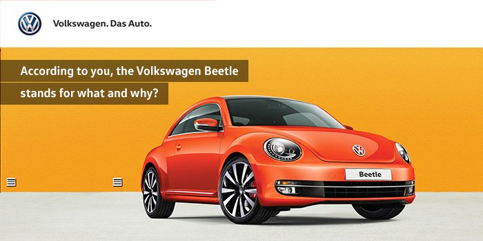 #ContestAlert #LoveTheBeetle: Win plus one pass for the Beetle Launch: After Party! TnC: https://t.co/PP2OxLI9B1 https://t.co/4IYCtUyPuP