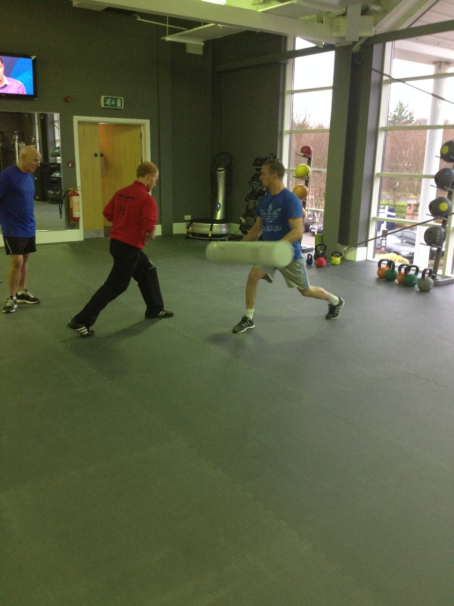 test Twitter Media - RT @Bannatyne: Fitness Manager Craig Daley @ new Chester le Street gym demonstrating workouts with @SurgePT https://t.co/dZqOWx90Sw