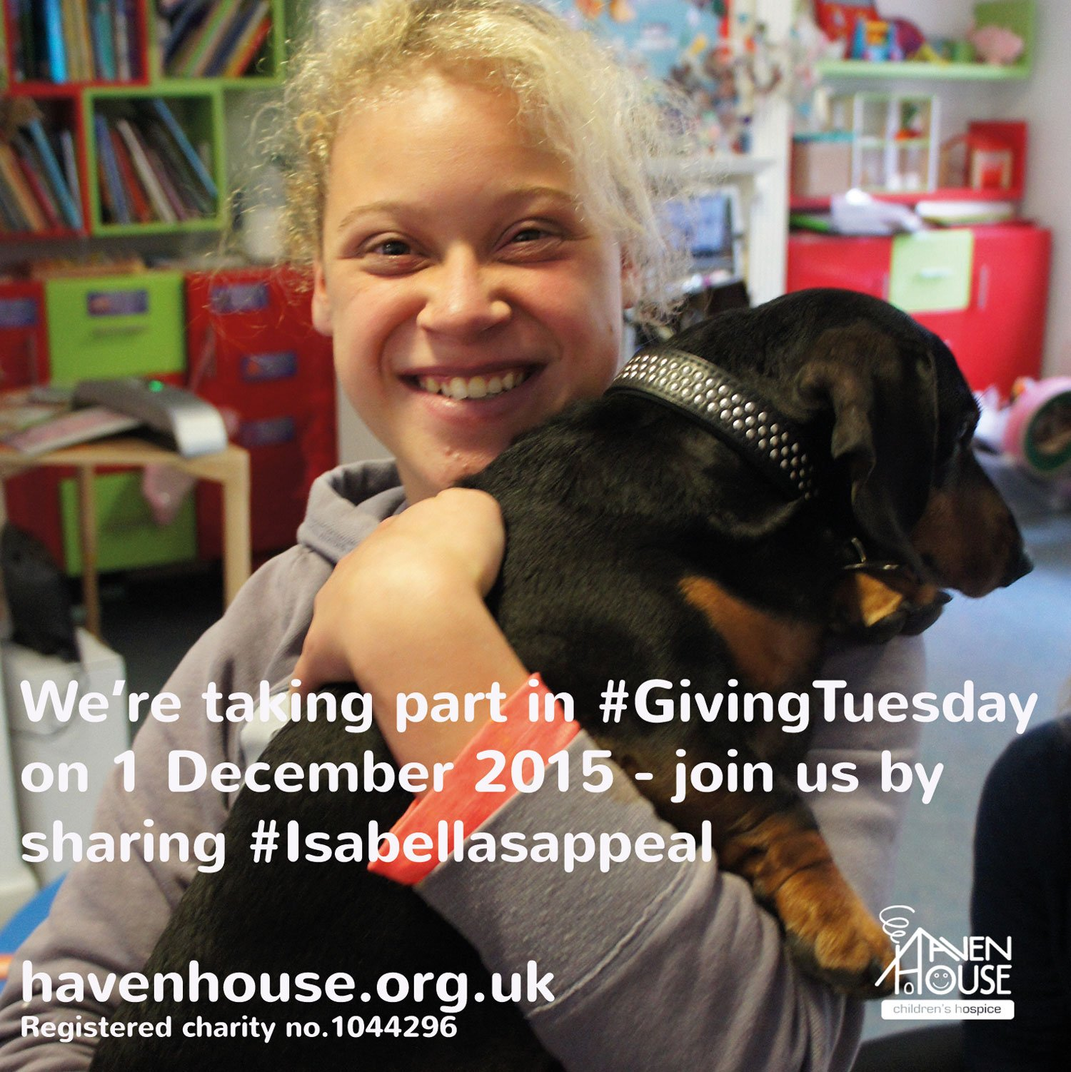 RT @HavenHouseCH: Tomorrow is #GivingTuesday, a national day of giving. Whatever you do, please help and share our appeal. Thank you. https…