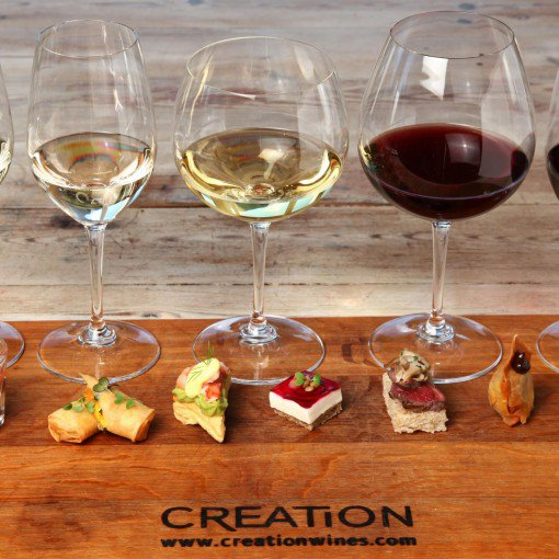 Creation wins Best Food and Wine Pairing award https://t.co/1UO5FgdnkE @creationwines https://t.co/lre2UXSe7x